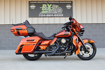 2017 Harley-Davidson Touring  2017 ULTRA LIMITED LOW CUSTOM $16K IN XTRA'S! 1 OF A KIND!! DAYTONA SPECIAL!!