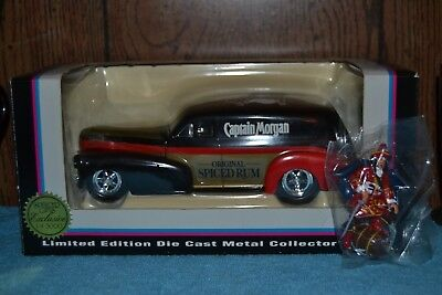 1946 Chevy Die Cast 1 of 3.000 Captain Morgan RumSpencer Gifts Exclusive
