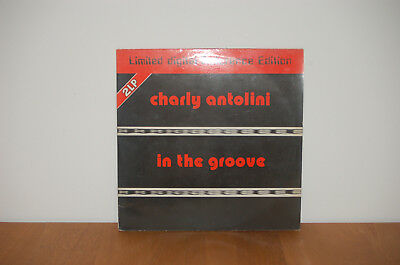 """Charly Antolini, """" In the groove """", Limited digital Reference Edition, 2LP, Jazz"""