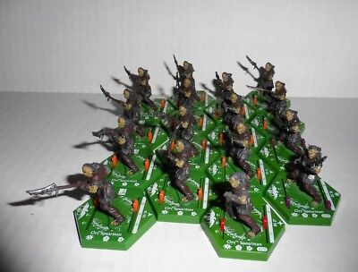Lord Of the Rings LOTR Combat Hex Miniatures Lot #6