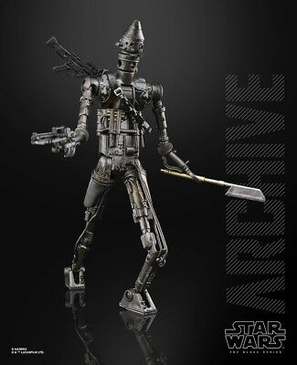 Star Wars The Black Series Archive IG-88 6-Inch Action Figure IN STOCK USA