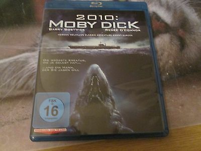 Blu-ray Disc 2010: MOBY DICK Barry Bostwick / Renée O'Connor