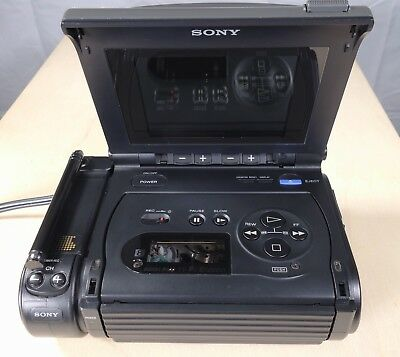 SONY GV-S50, mit TGV-3 Tuner Timer Unit, ntsc, Video Walkman, Video 8