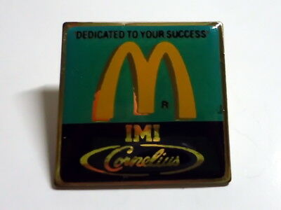McDonald's Pin - IMI Cornelius - 25mm - McDonald / McDonalds