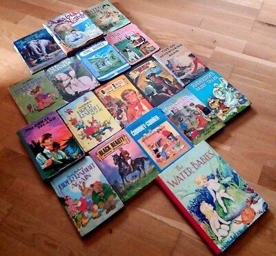 Vintage Childrens Book Collection