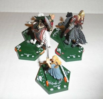 Lord Of the Rings LOTR Combat Hex Miniatures Lot #25