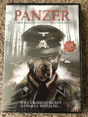 PANZER (DVD, 2016, Interactive Horror) - Brand New, Sealed - FREE SHIPPING
