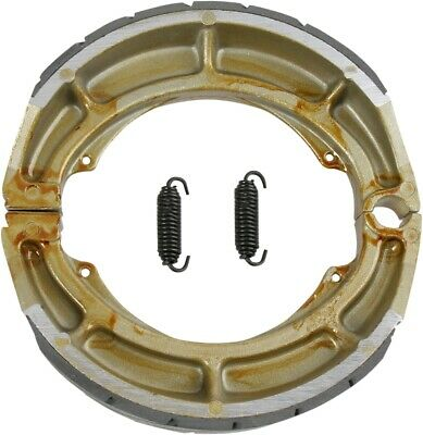 EBC 634G Grooved Brake Shoes