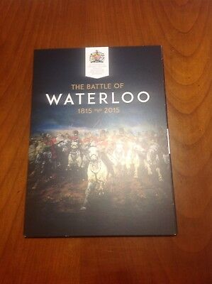 Waterloo 200 Bronze Campaign Medal Copy By The Worcestershire Medal Service Ltd