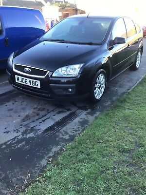 Ford Focus 2.0 tdci ghia spares or repairs