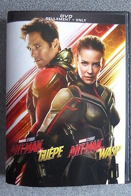 Ant-Man and the Wasp / Ant-Man et la Guepe (DVD 2018)