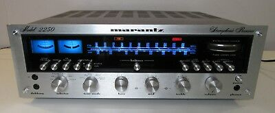 Marantz 2250 Works Perfect Serviced Fully Re-Capped Led Upgrade