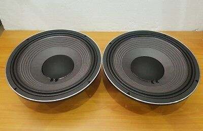 """Jbl 2204 hpl 12"""" 32cm coppia pair woofer professional series  con imballi"""
