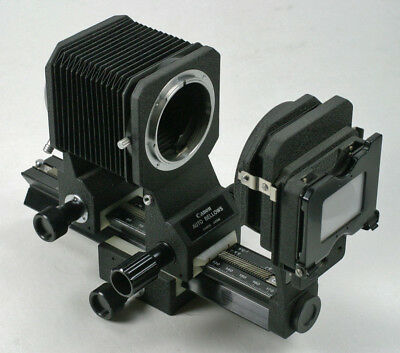 Canon Auto Bellows With Slide Duplicator