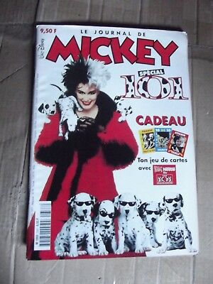 LE JOURNAL DE MICKEY n°2337 ¤ 1997 ¤  special 101