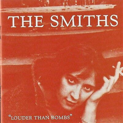 THE SMITHS - Louder Than Bombs - CD - Like New - Morrisey / Johnny Marr