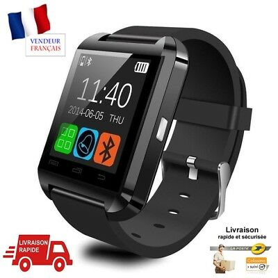 Montre Intelligente Bluetooth Smartwatch Connectee Ios Iphone Android