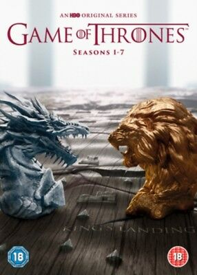 Game Of Thrones Seasons 1-7 Complete Dvd Box Set New Sealed Series