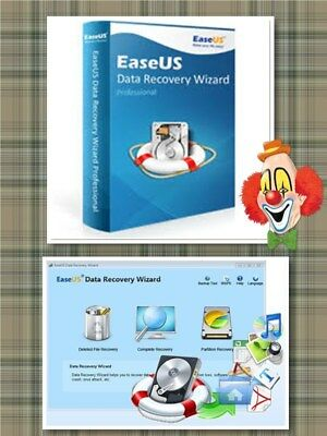 EaseUS Data Recovery Wizard Professional 6.0 Full With Key