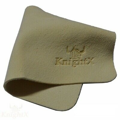 Genuine Chamois Leather Camera Lens Eye Glasses Cleaning Cloth New