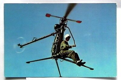 Navy Helicopter Defenders Series, National Biscuit Co. Advertizing card A955