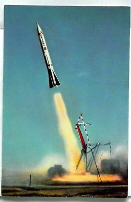U.S.Army, Sergeant Missile, Defenders Series, National Biscuit Co. Ad.  A958
