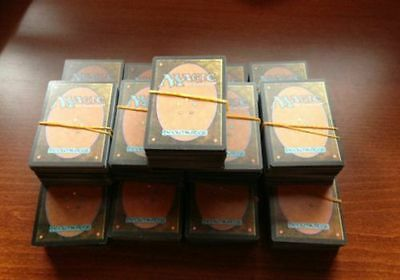 Mtg - Magic The Gathering - Pack 50 Cartas - Lote De Comunes E Infrecuentes.