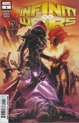 Infinity Wars #1 Cover A / High Grade - New Item