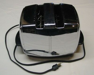 Vintage Sunbeam T-20C Radiant Toaster - Early 1950s, VERY Nice, but NOT working!