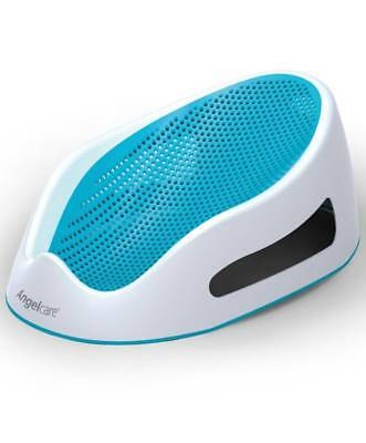Angelcare Soft Touch Bath Support - Aqua In GREAT condition