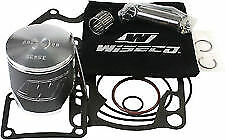 Wiseco Suzuki RM85 RM 85 SUPERMINI Piston Top End Kit 52mm 4mm Overbore 02-17