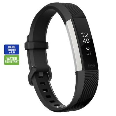 Fitbit Alta HR Activity Tracker (Black/Small)✔ Brand New✔ Fast & Free Shipping✔