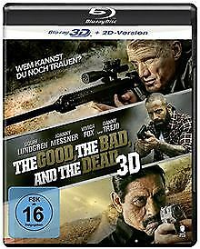 The Good, the Bad and the Dead [3D Blu-ray + 2D Version] de... | DVD | état neuf