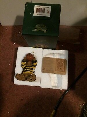 BOYDS BEARS & FRIENDS, Buzzby ... Be Happy Style #  02006-21