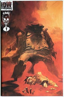 Zombies Vs Robots Adventure 1 Variant RI Cover 1st Print IDW C Ryall A Woods M