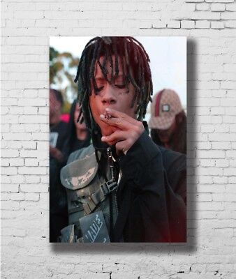 H298 Hot Trippie Redd A Love Letter To Fabric Poster Art