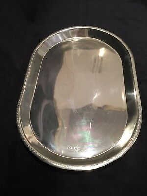 Krug Champagne Pewter Serving Tray *Rare* - Great Condition