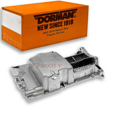 Dorman Oil Pan for Saturn Sky 2007-2010 2.0L 2.4L L4 - Engine lo