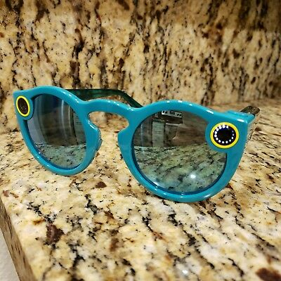 Snapchat Spectacles Glasses - Teal
