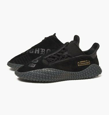 super popular 3ca73 d7de2 Adidas x NEIGHBORHOOD Kamanda 01 Black B37341 Size 9.5 US