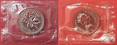 Proof Like 1998 Canada 1 Cent Sealed in Cello
