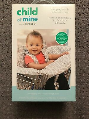 Carters Shopping Cart & High Chair Cover