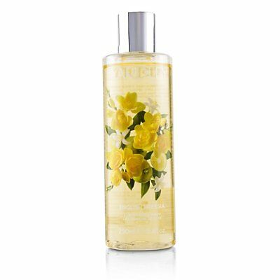 Yardley London English Freesia Luxury Body Wash   250ml/8.4oz