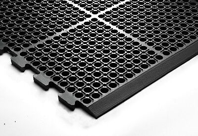 1 pr of 22mm Extra Heavy Duty Dura-Link Matting - Greaseproof Ends 1.55mx1m each