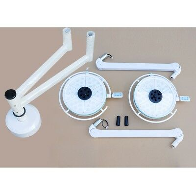 WOO 2 Surgical Lamp Ceiling Mount Neurosurgery Operating Light Medical Equipment