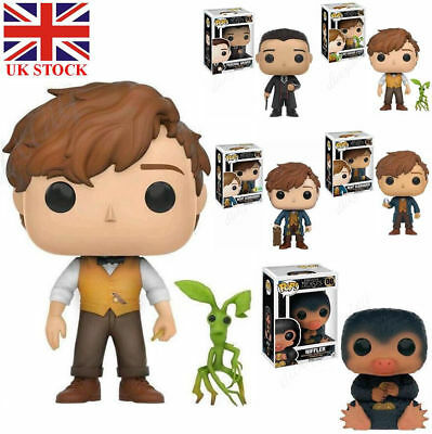 Funko Pop Fantastic Beasts and Where to Find Them Niffler Vinyl Figure #10408