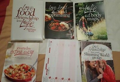 slimming world starter pack (used but good condition)