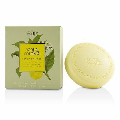 4711 Acqua Colonia Lemon & Ginger Aroma Soap   100g/3.5oz