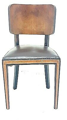 Chair Collectibles Style Original Years 50 Vintage Modern Antiques 4disponibili