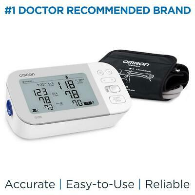 Omron 7 Series Upper Arm Blood Pressure Monitor with Two User Mode (120 Reading